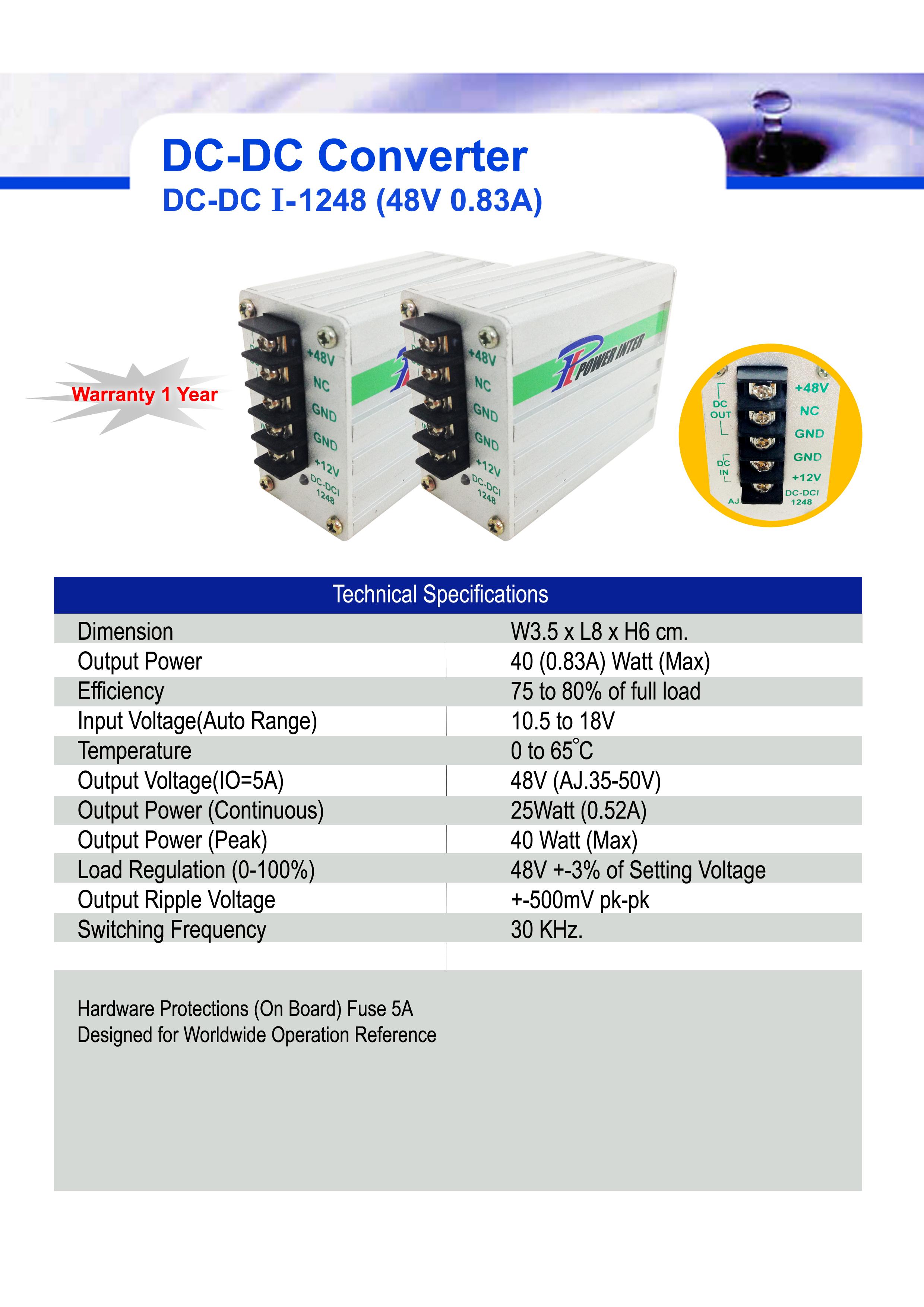 DC_DC12V083A